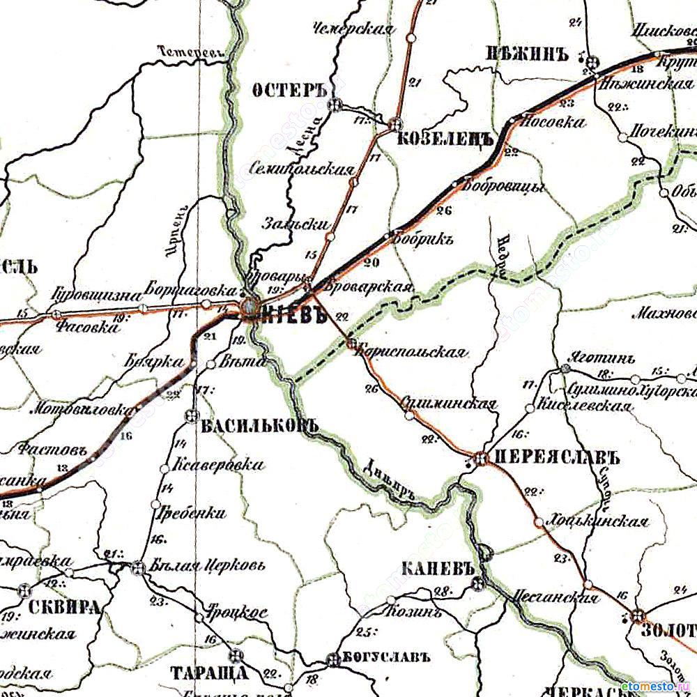 Поштова карта 1871